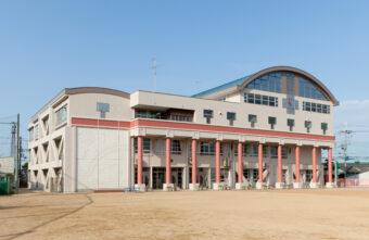 上之郷小学校耐震補強