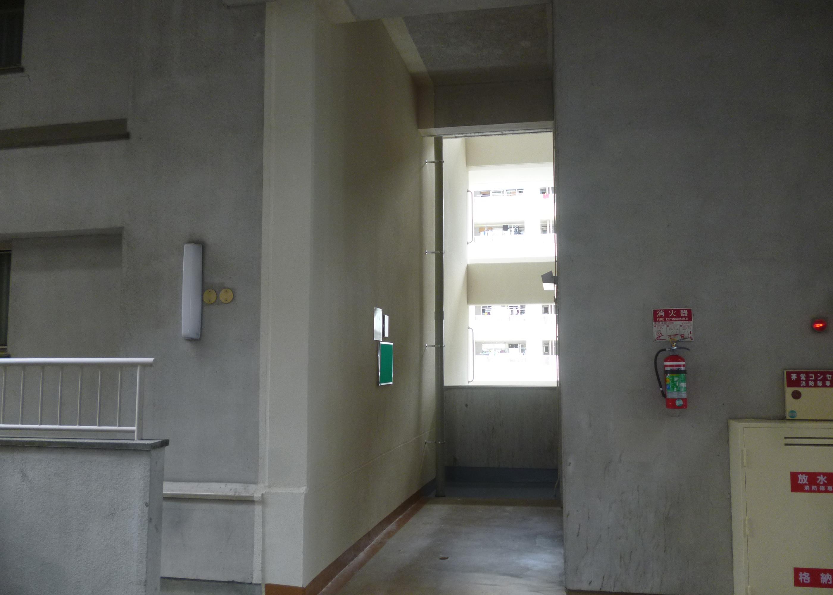大阪府営摂津南別府住宅第2期耐震補強
