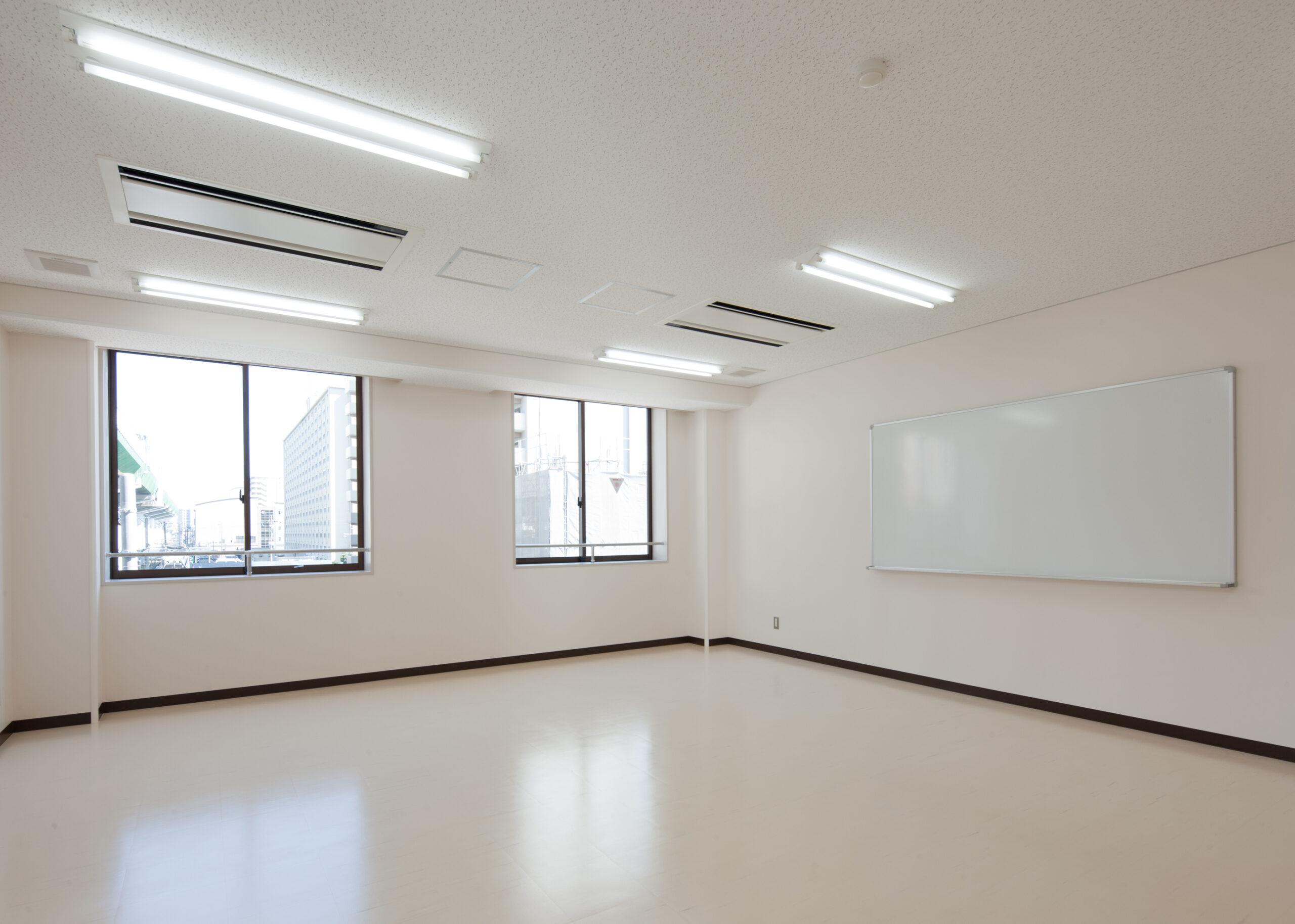 大阪工業大学大宮学舎新部室棟