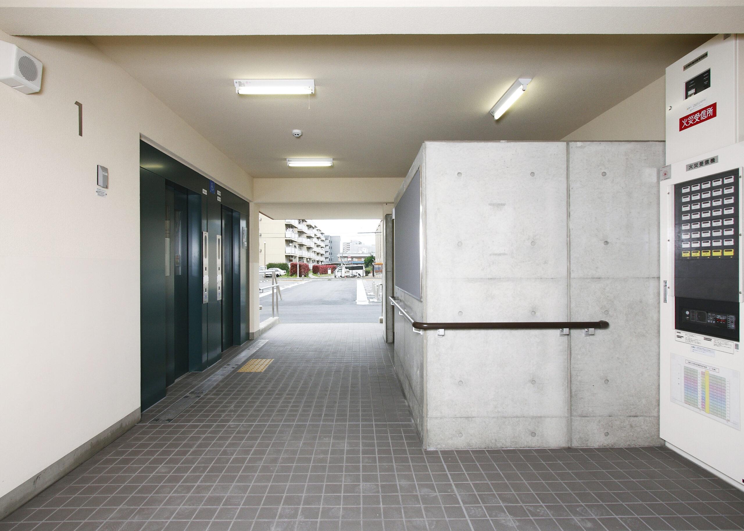 大阪府営瓜破2丁目第1期高層住宅
