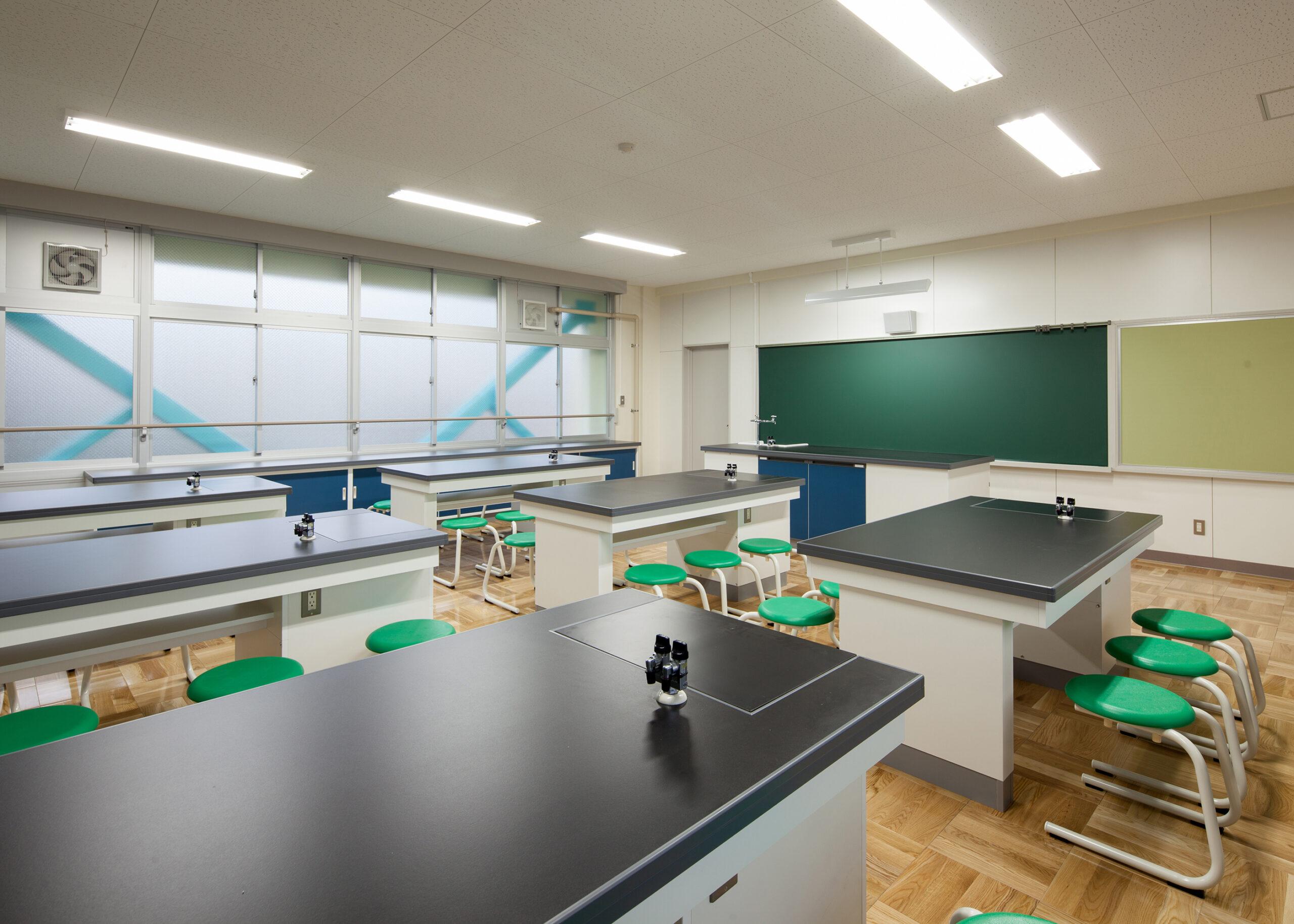 八雲小学校③棟校舎耐震補強