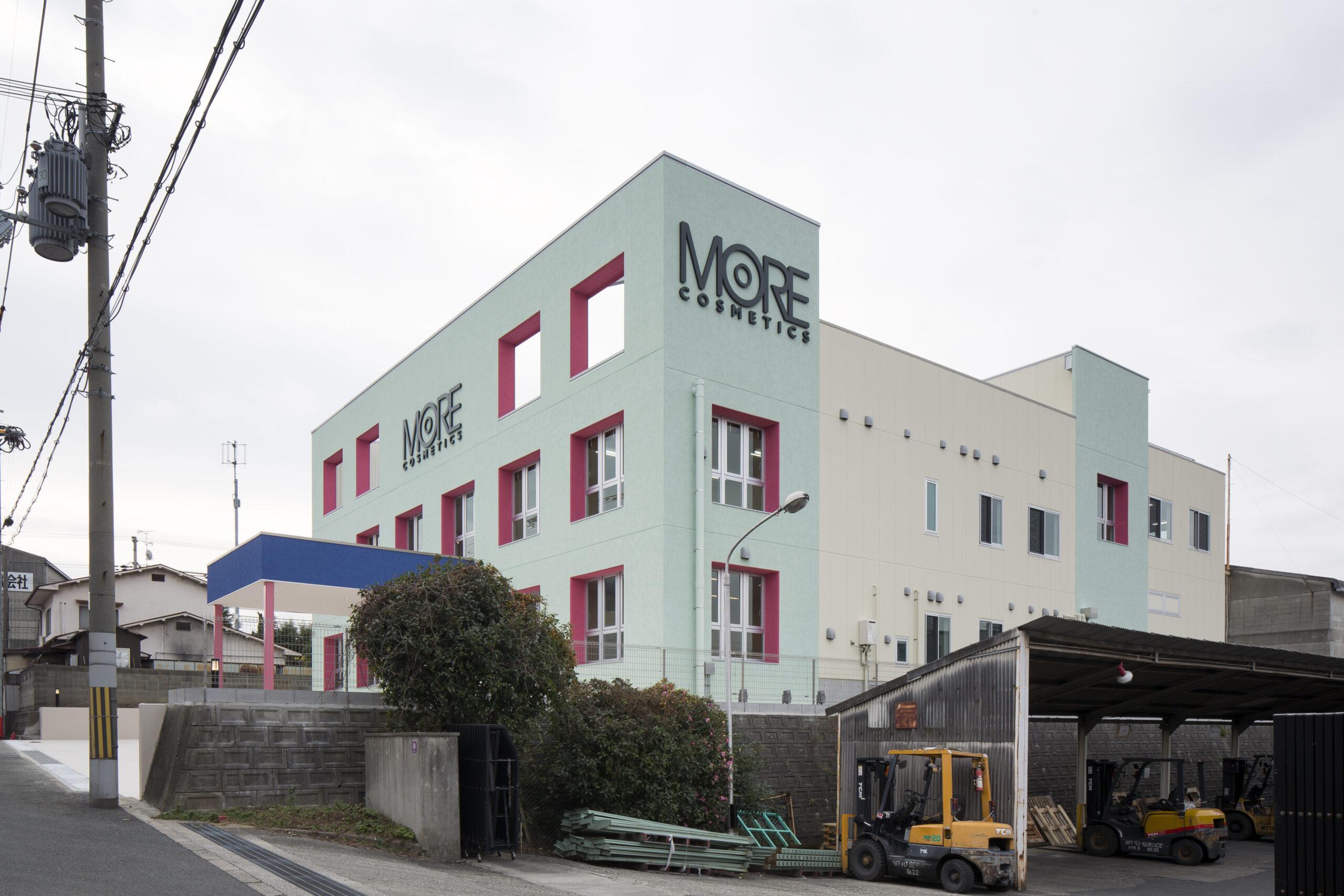 M社工場研究所
