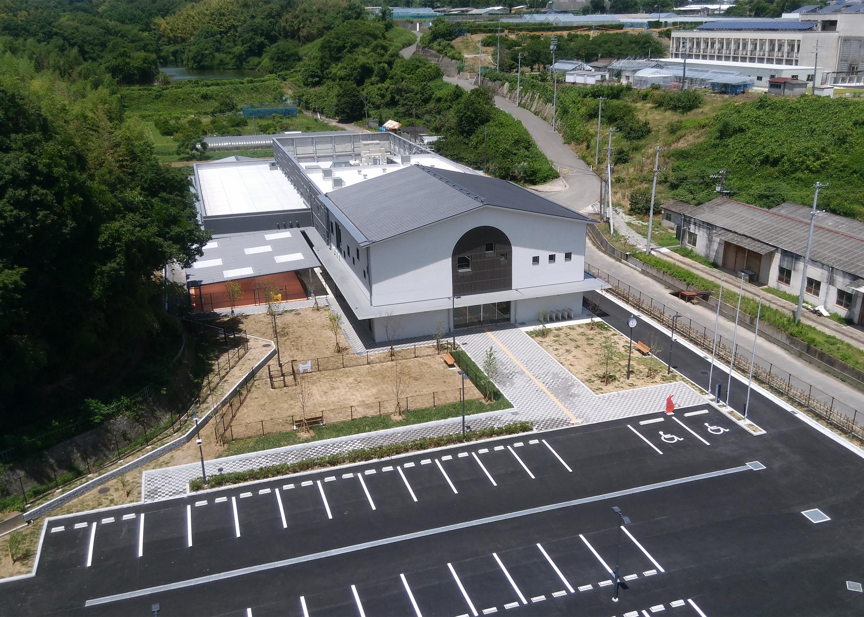 大阪府動物愛護管理センター