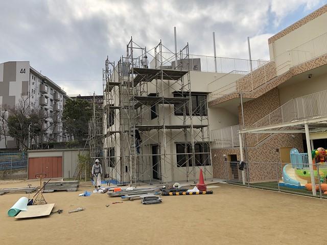 建物の完成イメージ