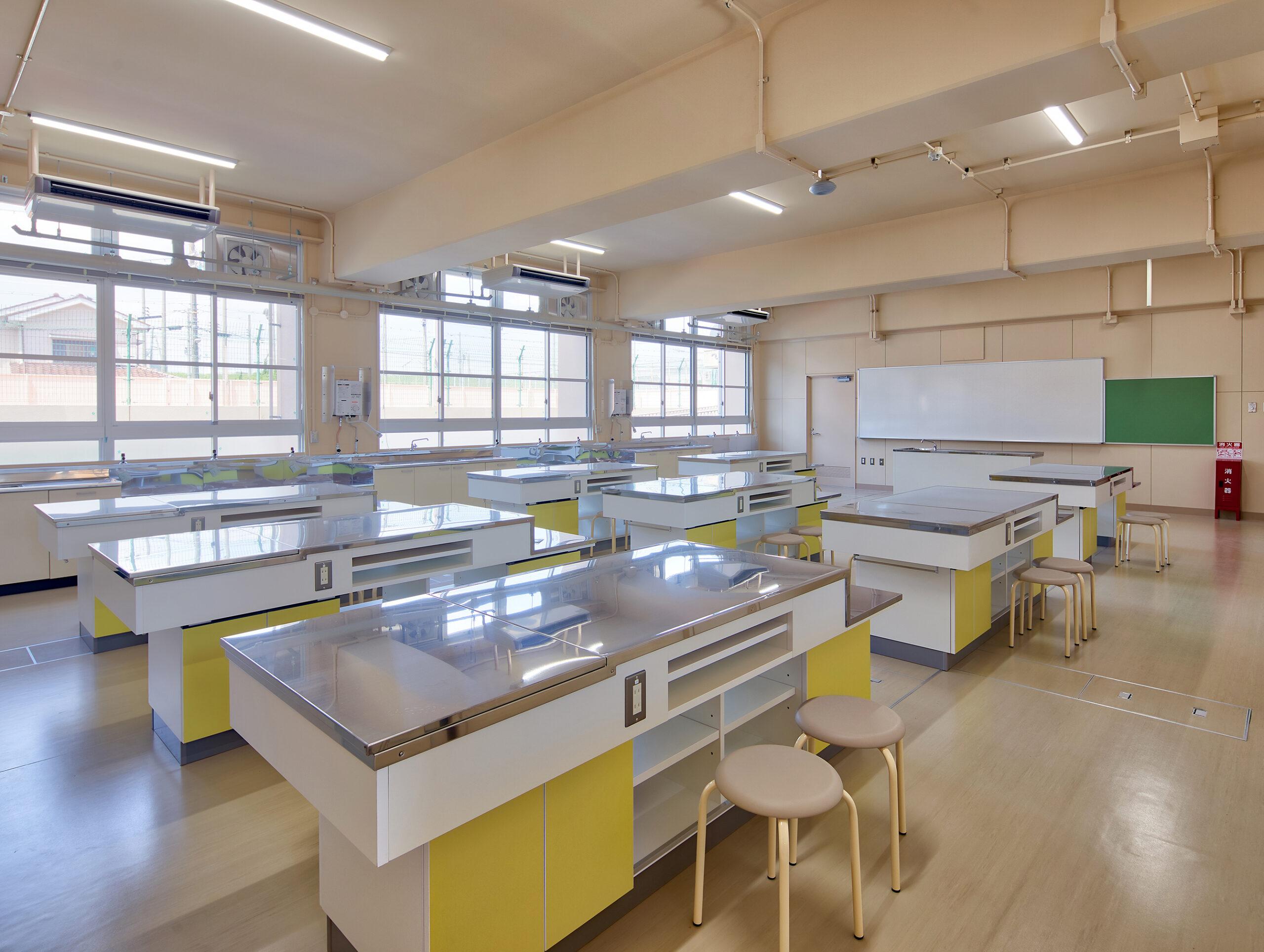 淀川中学校